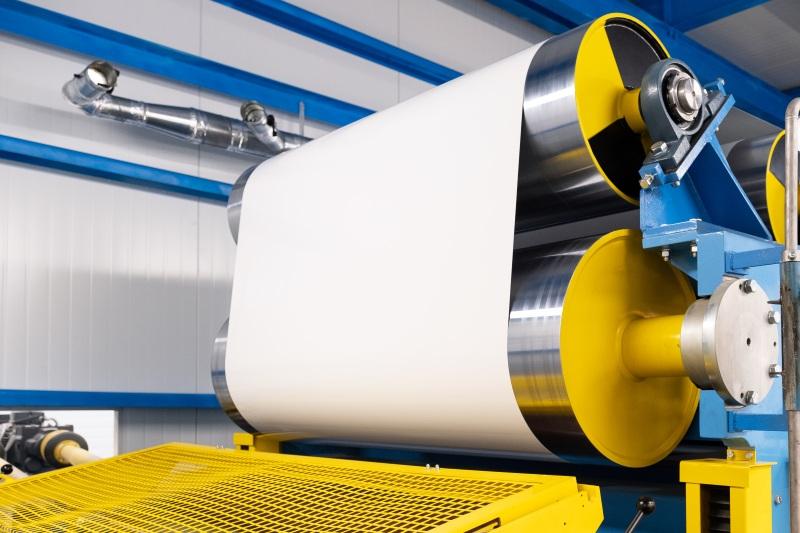 24 тис. тон високоякісного фарбованого металу вироблено під брендом Metipol та відвантажено клієнтам по всій Україні і в інші країни Європи.